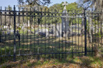 A Fence around a Cemetery