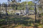 A Fence around a Cemetery