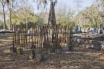 A Fence around an Obelisk