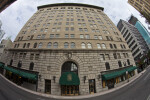 A Fish Eye View of the Ingraham Building