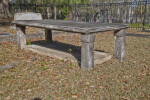 A Four-Legged Table Tomb