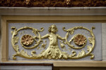 A Gold Building Decoration