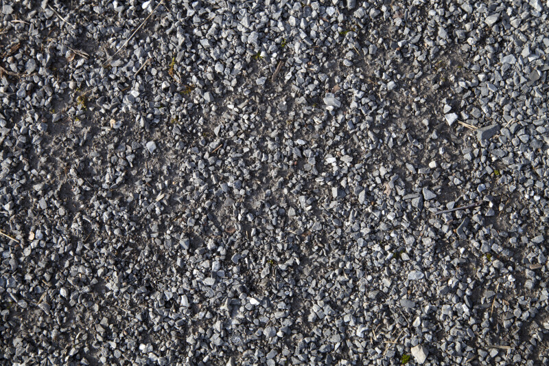 A Gravel Surface