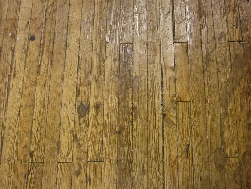 A Hardwood Floor