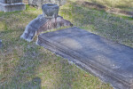 A Headstone and a Ground Ledger