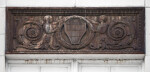 A Horizontal Spandrel Panel with Mermen