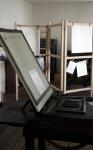 A Large Printing Press