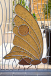 A Metalwork Butterfly