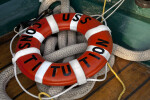 A Life Preserver on the USS Constitution