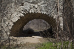 A Limestone Arch of the Espada Aqueduct
