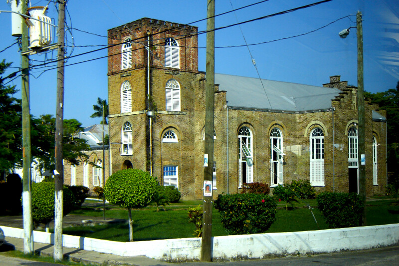 A Local Church in Belize