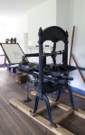 A Metal Printing Press