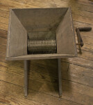 A Metal Seed Spreader