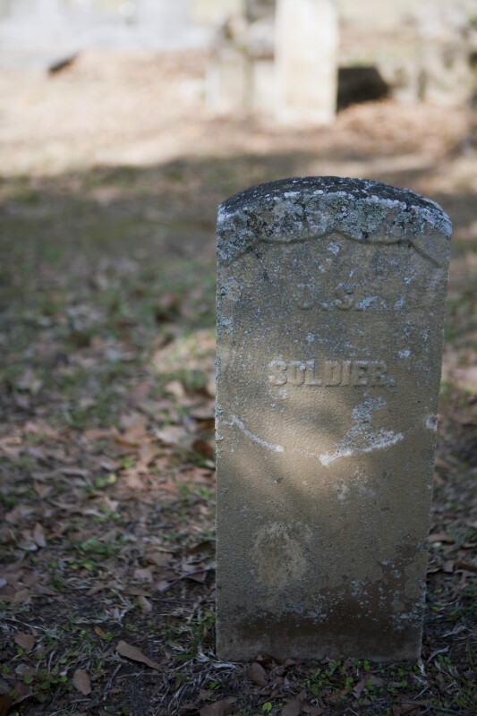 A Military Grave