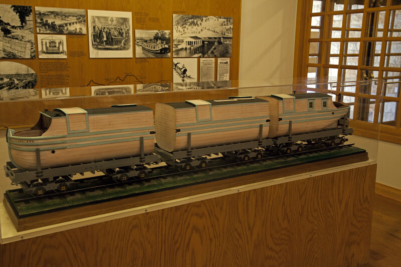 "A Model of the ""Lou Ann"""