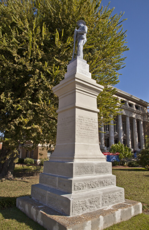 A Monument to Colonel William P. Rogers