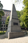 A Monument to the Parents of Benjamin Franklin