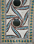 A Mosaic with Shell Elements