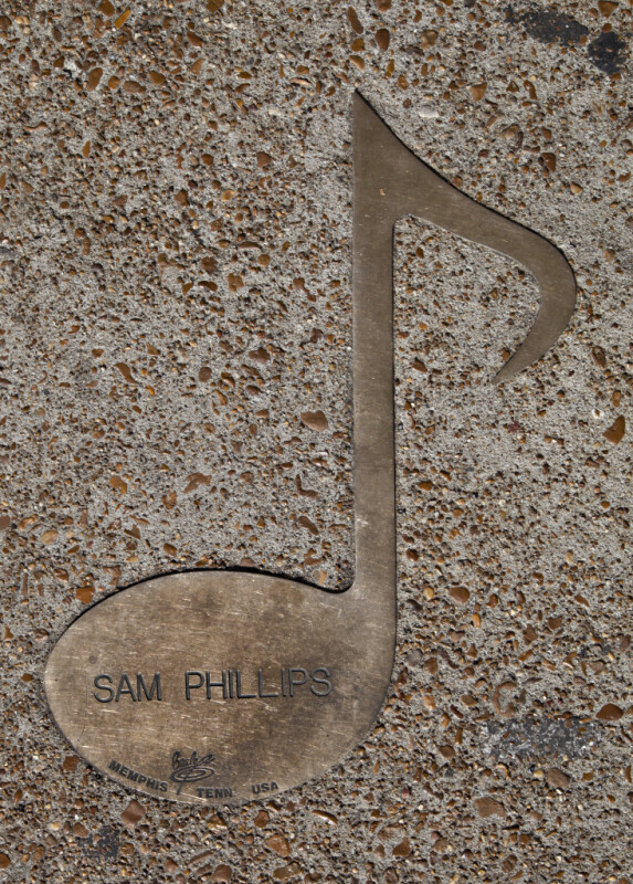 A Note for Sam Phillips