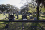 A Number of Headstones