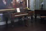 A Nunns & Clark Square Piano