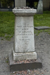 A Pedestal Monument for Paul Revere