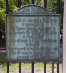 A Plaque for Paul Revere