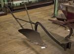 A Plow with a Sod Bottom Moldboard
