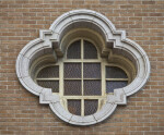 A Quatrefoil Window