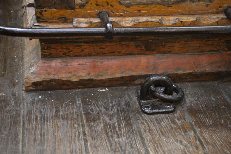 A Ready Rack for Cannonballs