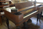 A Robert & William Nunns Square Piano