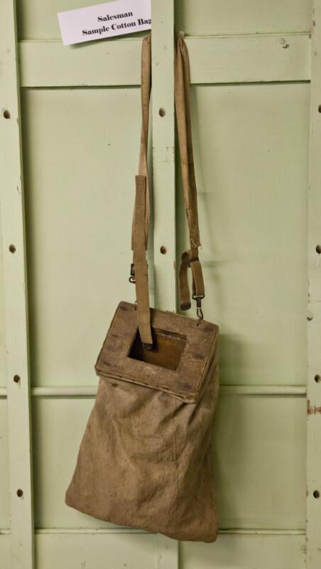 A Salesman Sample Cotton Bag