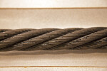 A Segment of Wire Rope