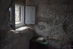 A Shuttered Window at Fort Matanzas
