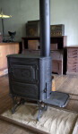 A Six-Sided Stove in the Store