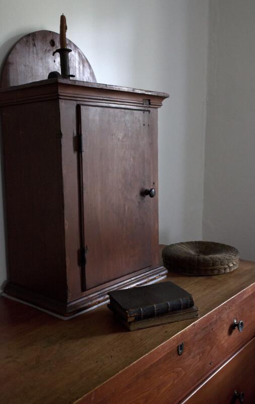 A Small Cabinet