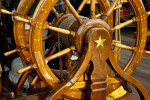 A Star on the Ship's Wheel