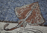 A Stingray in a Mosaic