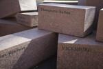 A Stone Block Representing the Campaign of Vicksburg