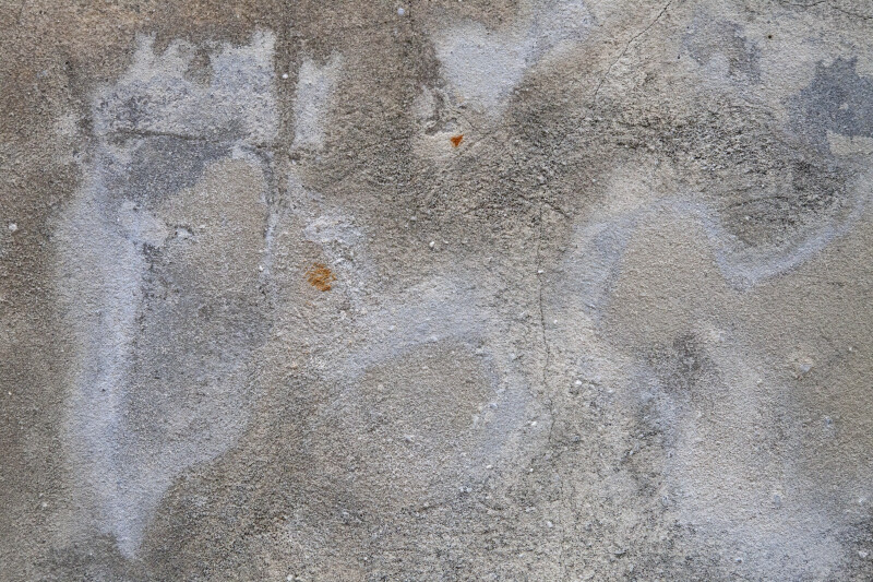A Stone Texture with Rust Stains