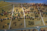 A Third Part of a Diorama of St. Augustine