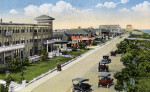 A View of Atlantic Avenue in Daytona Beach