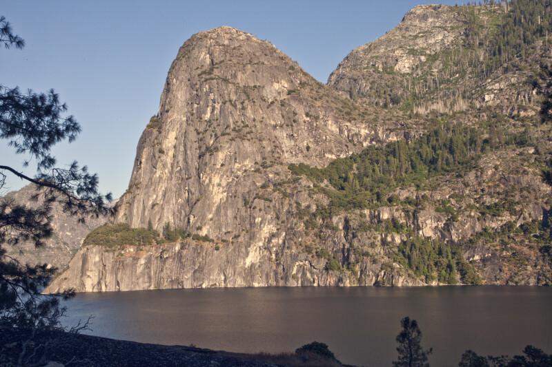 A View of Kolona Rock