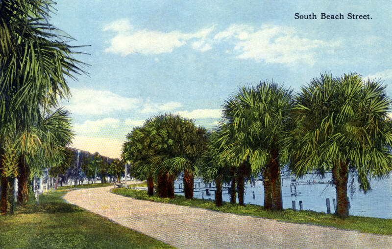 A View of South Beach Street
