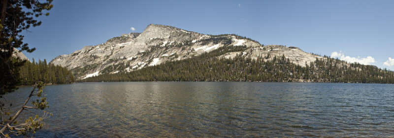 A View of Tenaya Lake