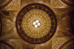 A View of the Ceiling of the Rotunda
