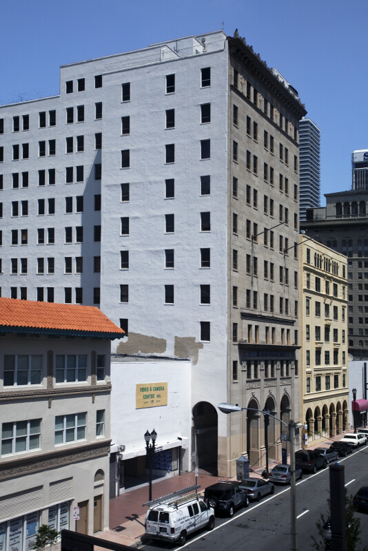 A View of the City National Bank Building