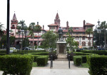 A View of the Hotel Ponce de Leon
