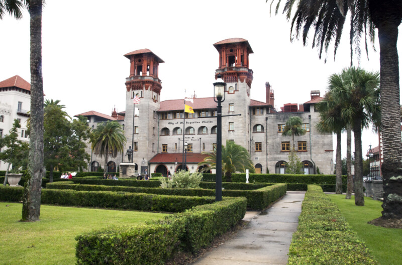 A View of the Lightner Museum