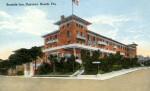 A View of the Seaside Inn in Daytona, Florida